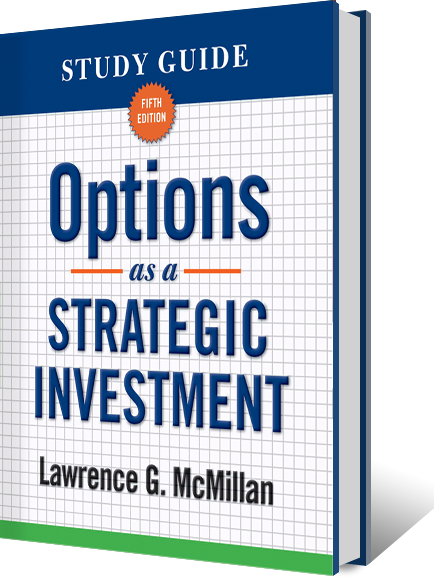 Options As A Strategic Investment Study Guide