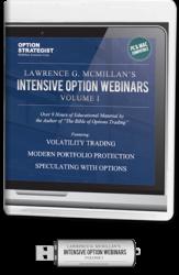 Intensive Option Webinars: Volume 1